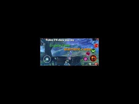 Avabel Online Revenger Crysta Case And Element Case Plus Bonus Clips