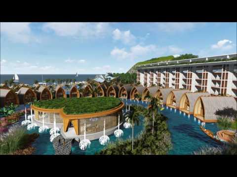 PARAMOUNT LOMBOK (Mandalika Beach Resort & Residences) Animation - Release 5.0