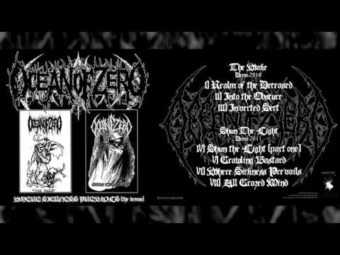 "OCEAN OF ZERO ""Where Sickness Prevails (The Demos)"" [Full Compilation]"