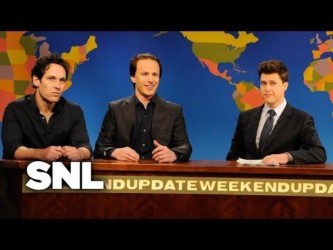 Download Youtube: Weekend Update: Nicolas Cage - Saturday Night Live