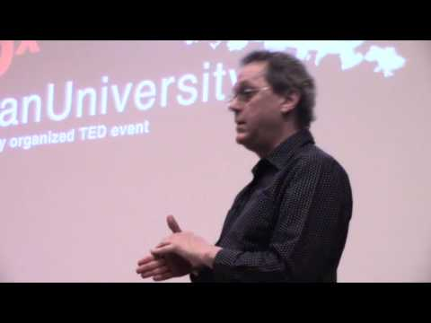 The Real Benefits of Music  Pierre Veniot  TEDxLingnanUniversity