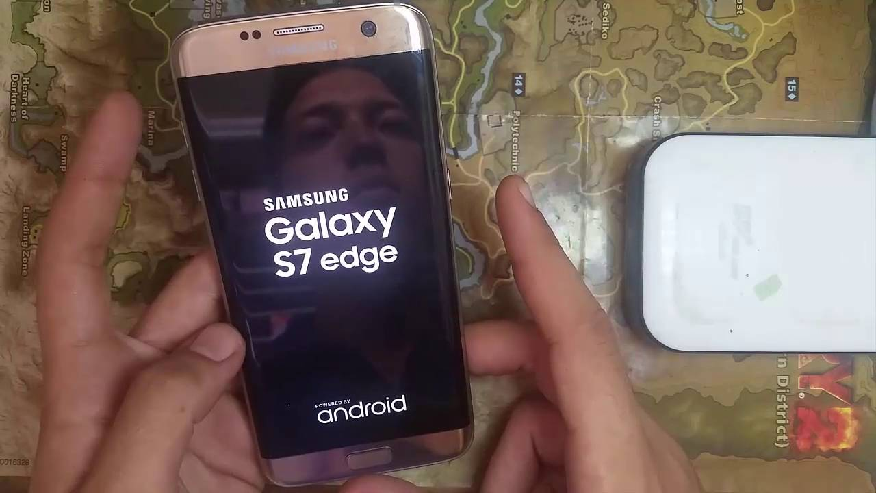 Hard Reset Samsung Galaxy S7 Edge Factory Reset Lock