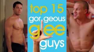 Repeat youtube video Top 15 Gorgeous Glee Guys Part 4 (1080p HD )