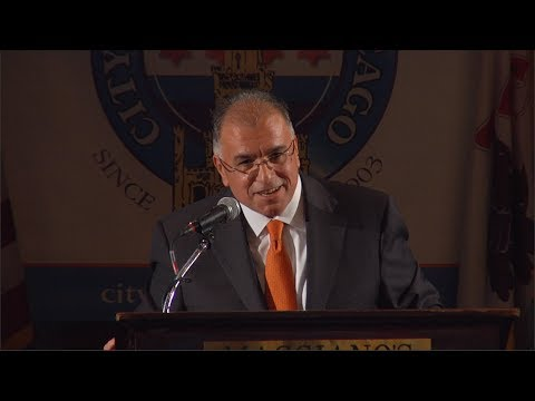 Gery Chico, Chairman, Illinois State Board of Education