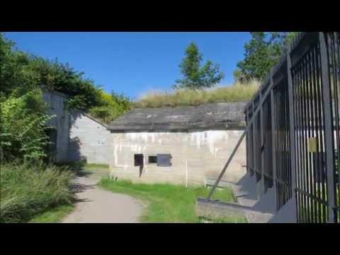 Karlsborgs fästning och Museum 2015-08-23