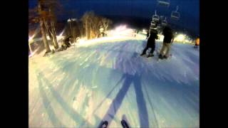Hidden Valley Ski Trails GoPro Opening Day 2015