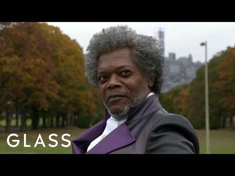 Glass - In Theaters January 18 (TV Spot - Superhuman) [HD]