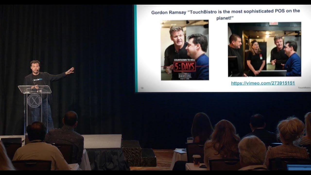 Alex Barotti: TouchBistro   Relay Ventures Portfolio Day 2018