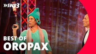 BestOf Oropax vom SWR3 Comedy Festival 2018