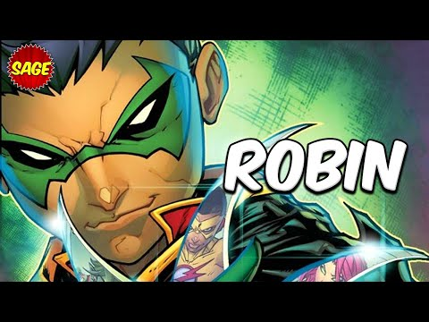 Who is DC Comics Robin? Life, Death, & Superpowers?