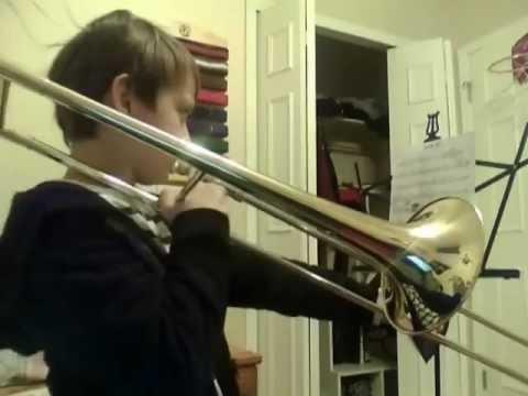 ultimate trombone tutorial/caption fail