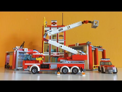Lego City Fire Brigade Tagged Videos Midnight News