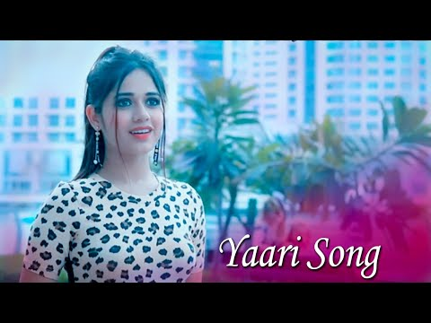 Yaari Song Cover Jannat Jubir And Mr Faisu❤️️mr Faisu And Jannat Zubair Song❤️️yaari Song Cover