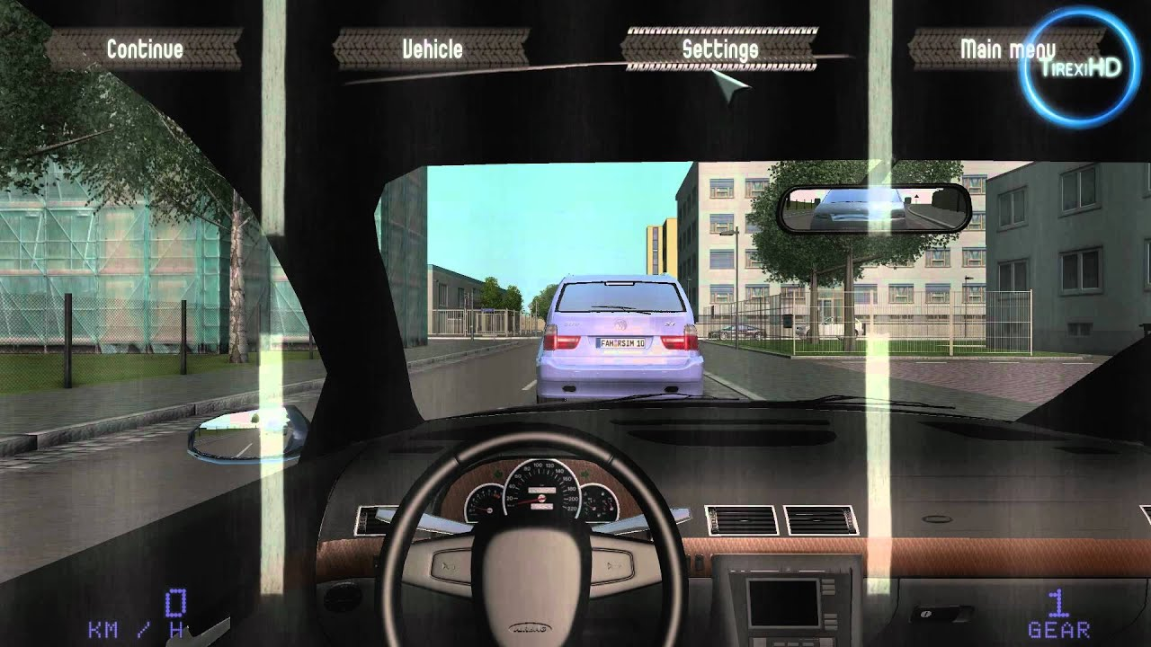 Driving Simulator 2011 Gameplay Youtube
