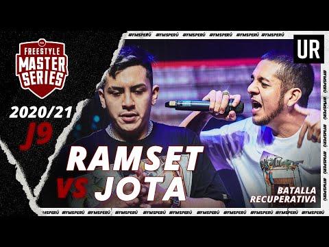 RAMSET vs JOTA