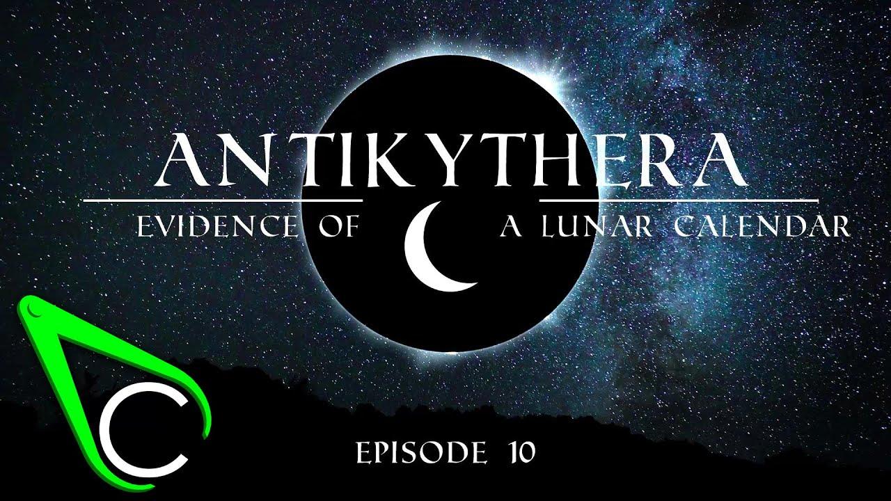 Download The Antikythera Mechanism Episode 10 - Evidence Of A Lunar Calendar
