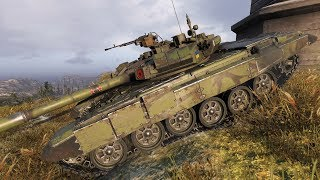 WoT Object 907 (Milkys skin) 12.045 DMG !!! 1.500 EXP Steel Wall - Cliff
