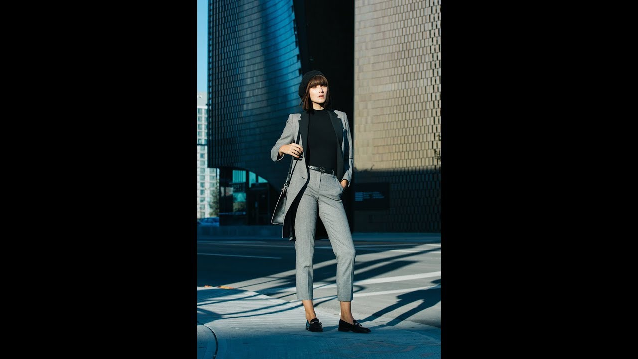 Super Chic, Elegant, And Amazing Work Outfits Ideas In Spring This Year