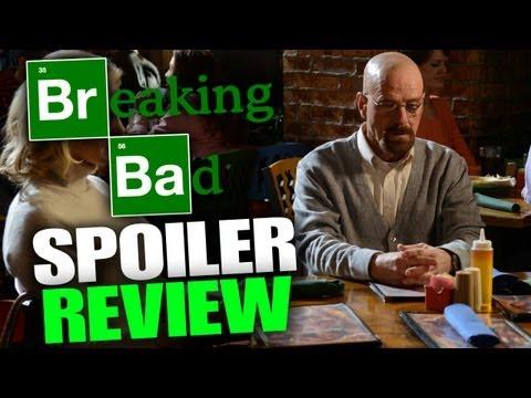 Breaking Bad Season Episode Confessions Spoiler Review
