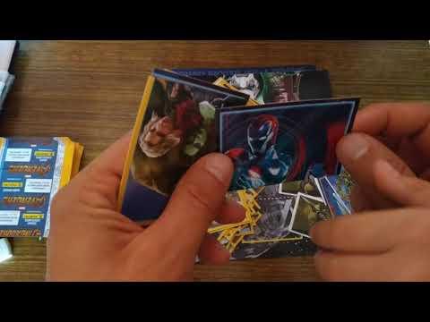 Мстители.Война бесконечности.Смотрим стикеры(Avengers.Infinity War. Look Stickers)