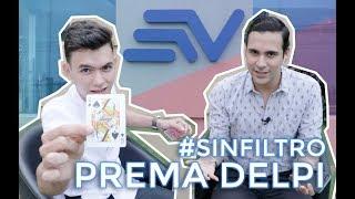 #SinFiltro ¡Aprende magia con Prema Delpi! 🃏