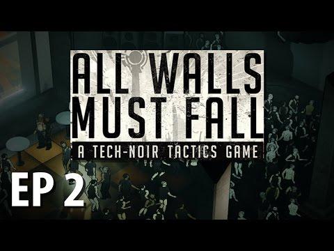 ALL WALLS MUST FALL | Flirty | Ep 2 | Pre-Alpha Gameplay