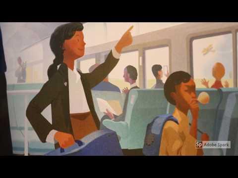 Trains Run | Read Aloud For Kids | By: George Ella Lyon And Benn Lyon