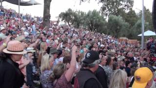 BR Cohn Winery with Sammy Hager & Doobie Brothers 9/25/201, All Video taping by Steve Ulicny