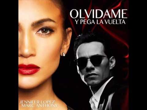 Jennifer Lopez, Marc Anthony - Olvídame y Pega la Vuelta (Karaoke)