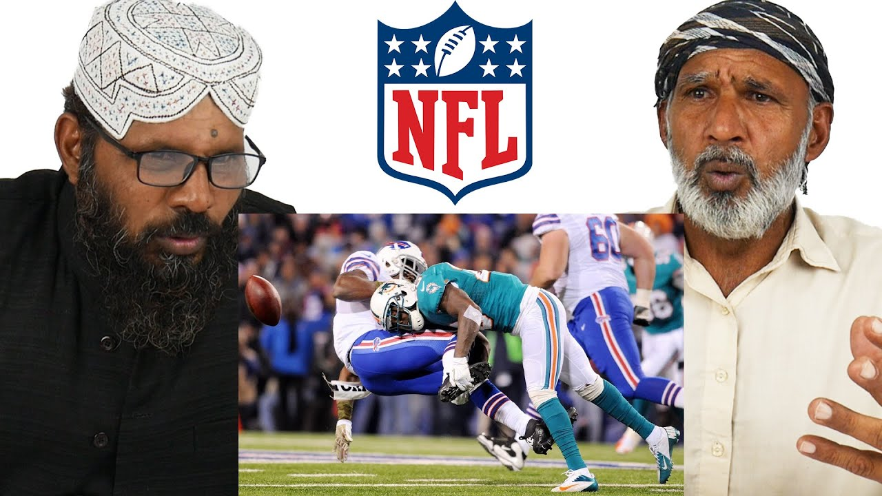 Tribal People React to NFL Footballs Biggest Hits Ever