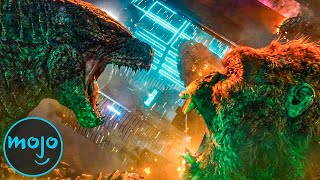 Top 10 Best MonsterVerse Fights Ever