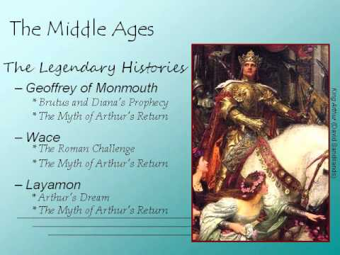British Literature I- The Middle Ages, Part I of III