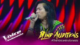 Aya - Cintaku Kandas | Blind Auditions | The Voice Indonesia GTV 2019
