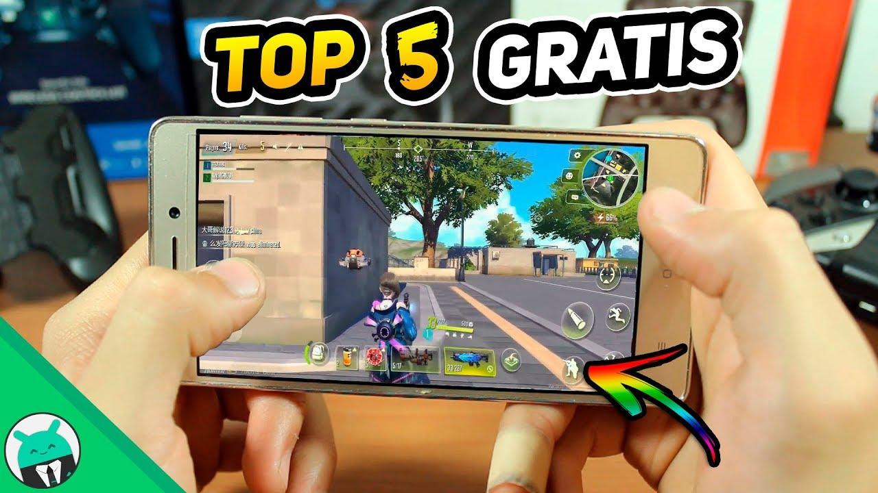 Top 5 Mejores Juegos Ligeros Para Android Noviembre 2018 Youtube