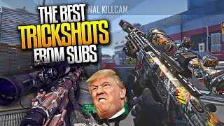 BEST Trickshots from Subs! - BO2, BO3 & MW2 Trickshots (Call of Duty Trickshot Montage)