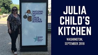 Мой кумир JULIA CHILD.Washington,September 2018