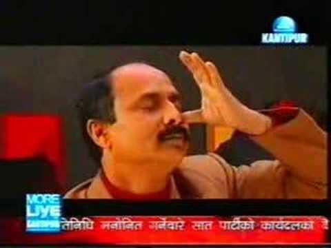 Hari Bansha Acharya of Maha Jodi | opera tunes