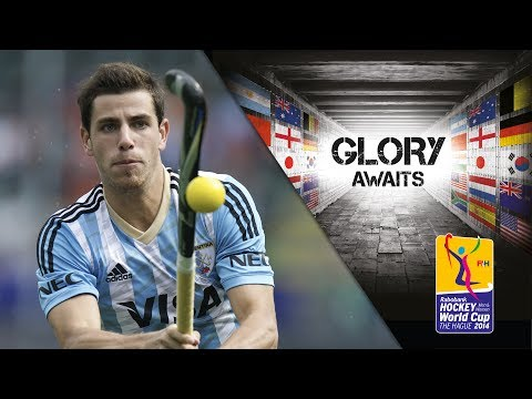 Germany vs Argentina - Men's Rabobank Hockey World Cup 2014 Hague Pool B [03/6/2014]