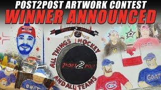 Post2Post Artwork Contest Winner Announced!