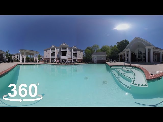 University Village Greensboro video tour cover