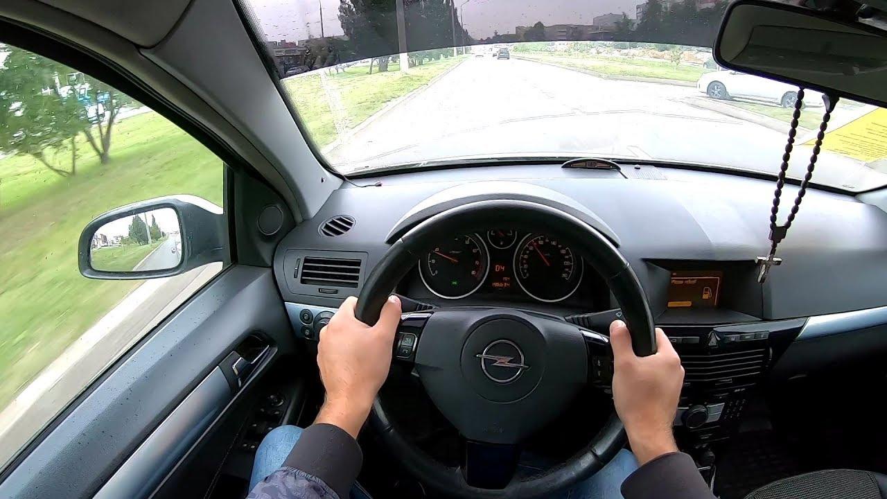 2008 Opel Astra 1.8L (140) Cosmo POV TEST DRIVE