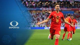 Gol, error y figura: Adnan Januzaj vence a Inglaterra | Televisa Deportes