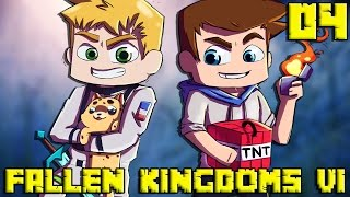 FALLEN KINGDOMS VI #04 : LE DÉBUT DES COMBATS !