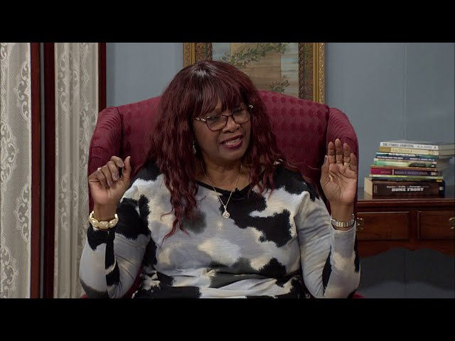 The Just Call Me Sarah Talk Show #092 - Godly Example