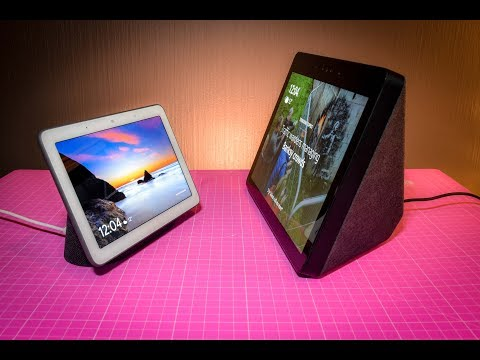 Google Home Hub or Amazon Echo Show, Which is Best for You?
