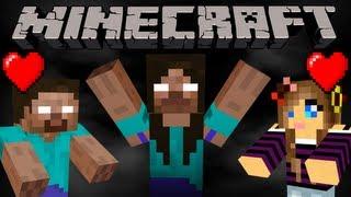 If Herobrine had a Girlfriend - Minecraft