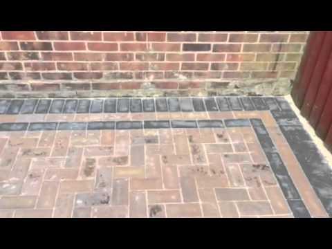 JD contractors block paving Ipswich