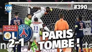 Replay #390 : Débrief Lyon vs PSG (2-1) - #CD5