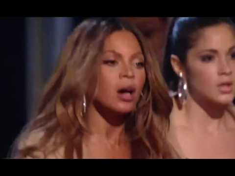 Beyonce Ring The Alarm   Live @t MTV Music Awards