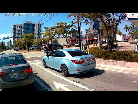 Miami -  Biscayne Point to South Beach evandrotat part1